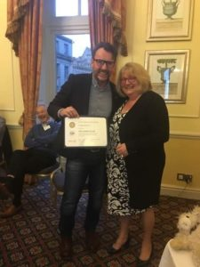 International award for our very own Yorkshire leader!