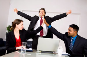 How to be successful at work!