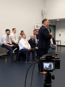 Leeds Manufacturing Live Event at the UTC in Leeds
