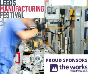 Leeds Manufacturing Festival: Apprenticeship Live Event